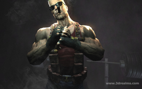 Actionspiel Duke Nukem Forever © Take-Two
