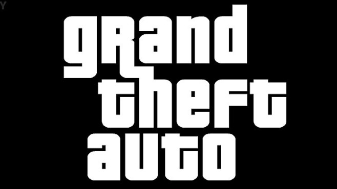 Actionspiel GTA 5: Logo © Rockstar Games