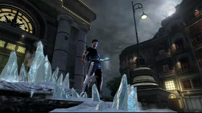 Actionspiel Infamous 2: Eis © Sony