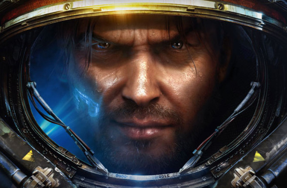 Strategiespiel Starcraft 2 © Blizzard