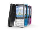 Mobiltelefon Nokia X3-02 ©Nokia