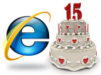 15 Jahre Internet Explorer © Franck Boston-Fotolia.com
