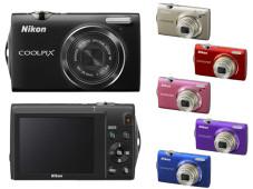 Nikon Coolpix S5100 ©Nikon