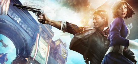 Actionspiel Bioshock Infinite: Booker © Take-Two