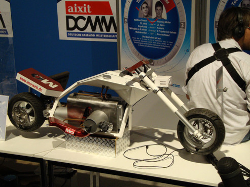 Gamescom 2010: Bike
