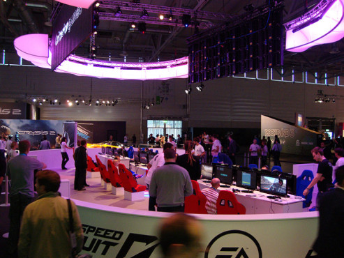 Gamescom 2010: Hot Pursuit