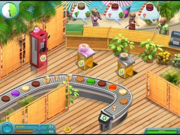 Klick-Management-Spiel Cake Shop 2