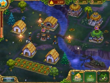 Klick-Management-Spiel Jack of all Tribes