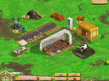 Klick-Management-Spiel Kelly Green &ndash; Garden Queen