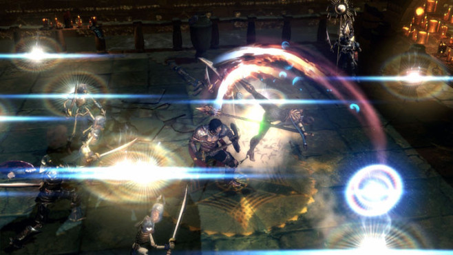 Actionspiel Dungeon Siege 3: Ehb © Square Enix