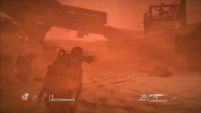 Spec Ops – The Line: Sand © Take-Two