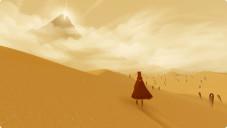 Abenteuerspiel The Journey: Wueste ©Sony