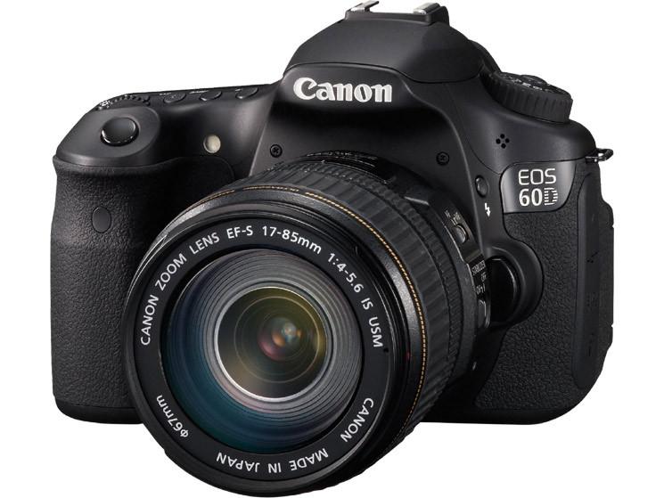 spiegelreflexkamera canon eos 60d audio video foto bild. Black Bedroom Furniture Sets. Home Design Ideas