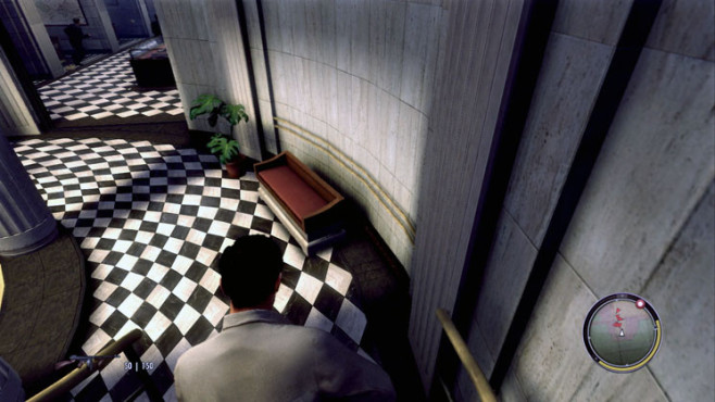 Actionspiel Mafia 2 Komplettlösung: Treppe © Take-Two