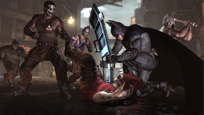 Actionspiel Batman – Arkham City: Bewunderer © Warner Bros.