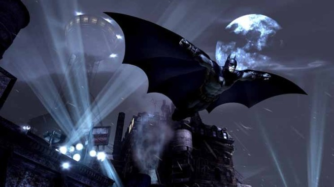 Actionspiel Batman – Arkham City: Flügel © Warner Bros.