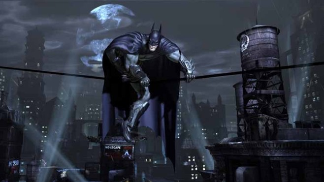 Actionspiel Batman – Arkham City: Seil © Warner Bros.