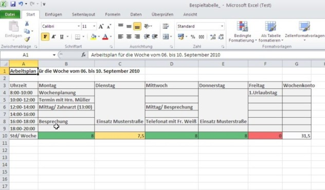 Office 2010: Excel 2010 optimal nutzen