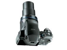Aufsicht Samsung WB5500 ©Samsung