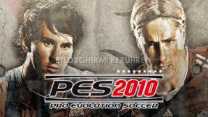 Pro Evolution Soccer 2010 ©Konami