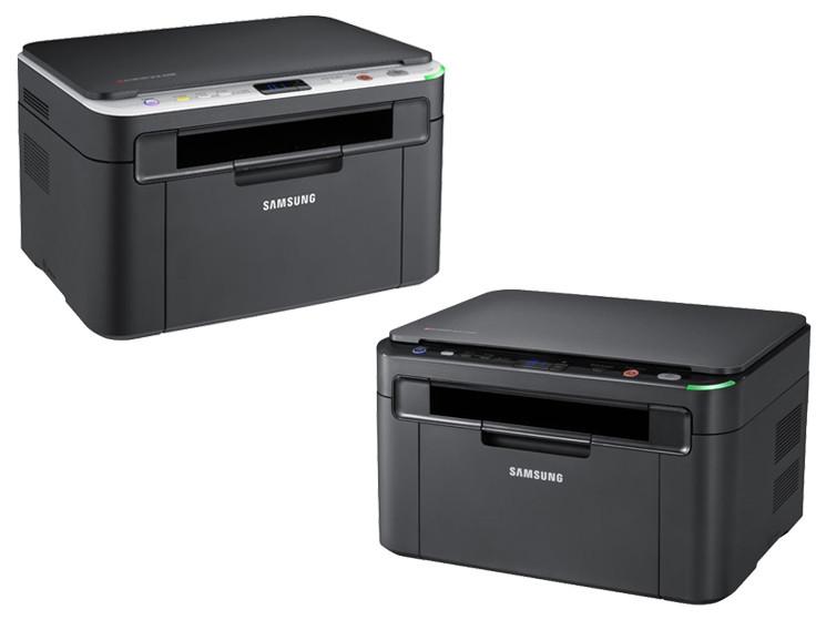 die platzsparenden laserdrucker der scx 3200 serie von samsung computer bild. Black Bedroom Furniture Sets. Home Design Ideas