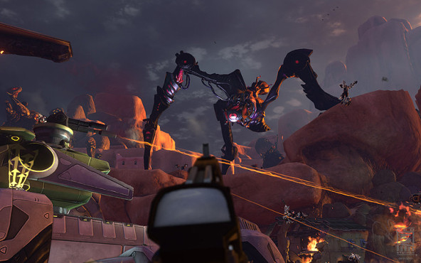 Bildergalerie: Firefall - Monster © Red 5 Studios