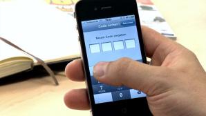 Das iPhone durch eine Code-Sperre sch�tzen