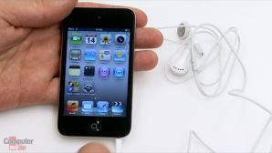 Erster Eindruck: Apple iPod touch 4G im Video
