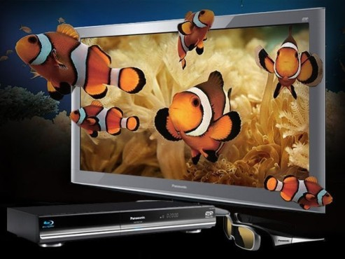 3D-TV © Panasonic