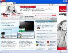 """Opera: Der kostenlose Browser """"Opera"""" hat ein E-Mail-Programm, einen Download-Manager und viele weitere Funktionen an Bord."""