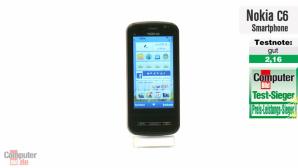 Test: Nokia C6 Smartphone