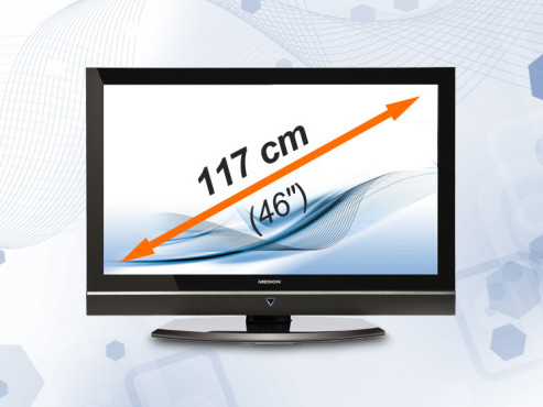 LCD-TV MEDION® LIFE® P17024 (MD 30380) © MEDION