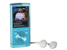 Test: Sony NWZ-E453 (4 GB) ©COMPUTER BILD