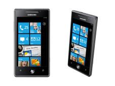 Windows-Phone-7-Smartphone Samsung Omnia 7 ©Samsung