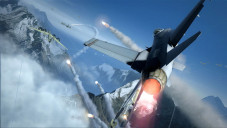 Actionspiel Tom Clancy's Hawx 2: Flugzeug ©Ubisoft