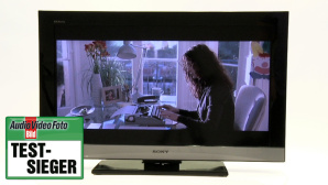Video zum Testsieger:Sony KDL-32EX302 LCD-TV