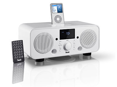 das iteufel radio v2 unterst tzt ipods audio video foto bild. Black Bedroom Furniture Sets. Home Design Ideas