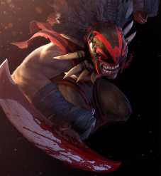Strategiespiel Dota 2: Bloodseeker © Valve