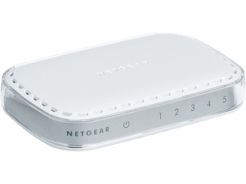 Gigabit-Switch © Netgear