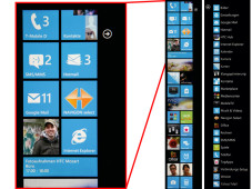 Windows Phone 7 Men&uuml;&nbsp;&copy;&nbsp;COMPUTER BILD