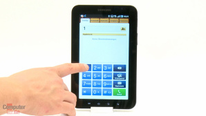 Video zum Test: Samsung Galaxy Tab
