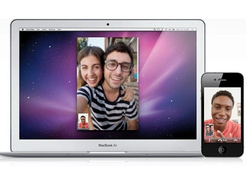 Facetime für Mac OS X © Apple