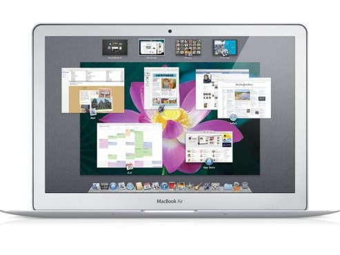 Mac OS X 10.7 Lion © Apple