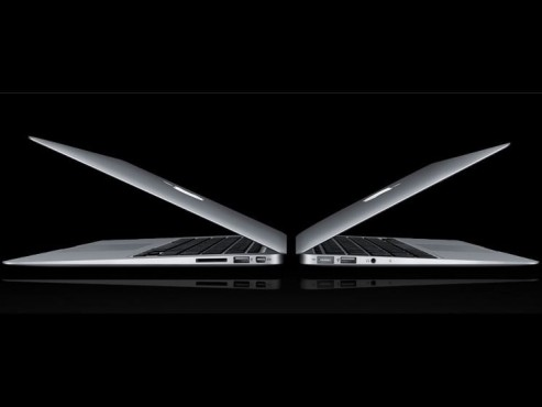 Notebook MacBook Air © Apple