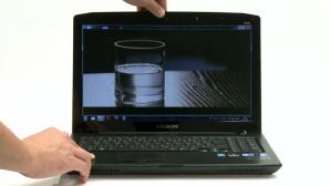 Video zum Test: Aldi-Notebook Medion Akoya P6624 (MD98390)
