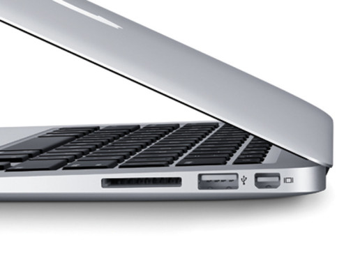 Details: Apple MacBook Air (2010) © Apple