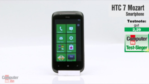 Video zum Test: HTC 7 Mozart mit Windows Phone 7