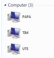 PCs im Netzwerk anzeigen ©COMPUTER BILD