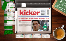 Managerspiel Fu�ball Manager 11: Kicker © Electronic Arts
