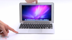 Video zum Test: Apple MacBook Air 11 Zoll (MC506D/A)